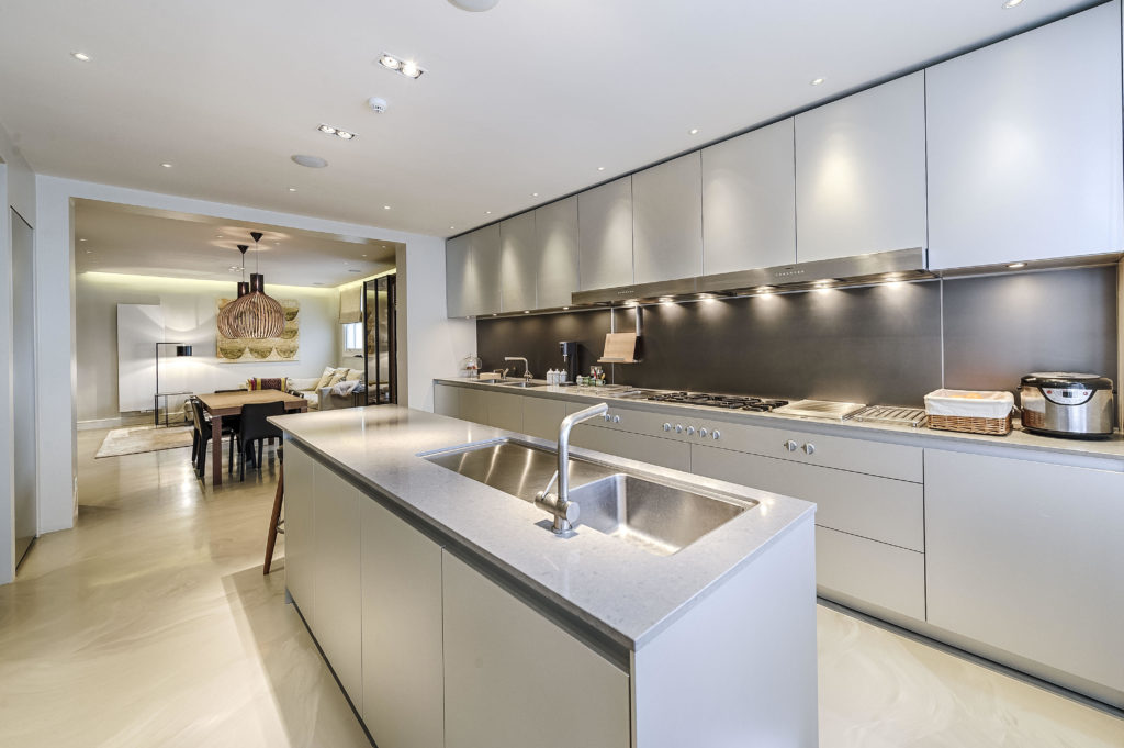 Immaculate Unused System B3 Bulthaup Kitchen Gaggenau Appliances Ex Display Kitchens For Sale